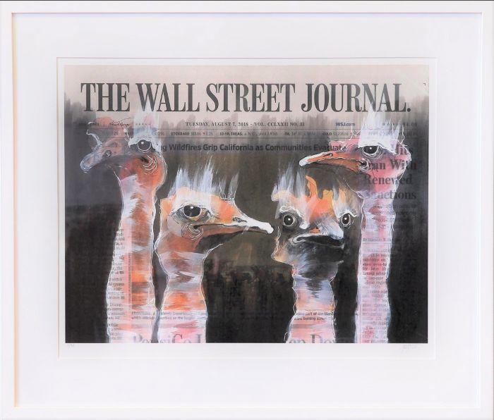 The Wall Street Journal av Lisa.