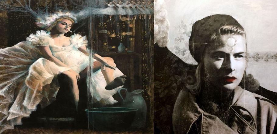 Annica Johanssons ikoniska motiv är populära presenter som sätter avtryck.