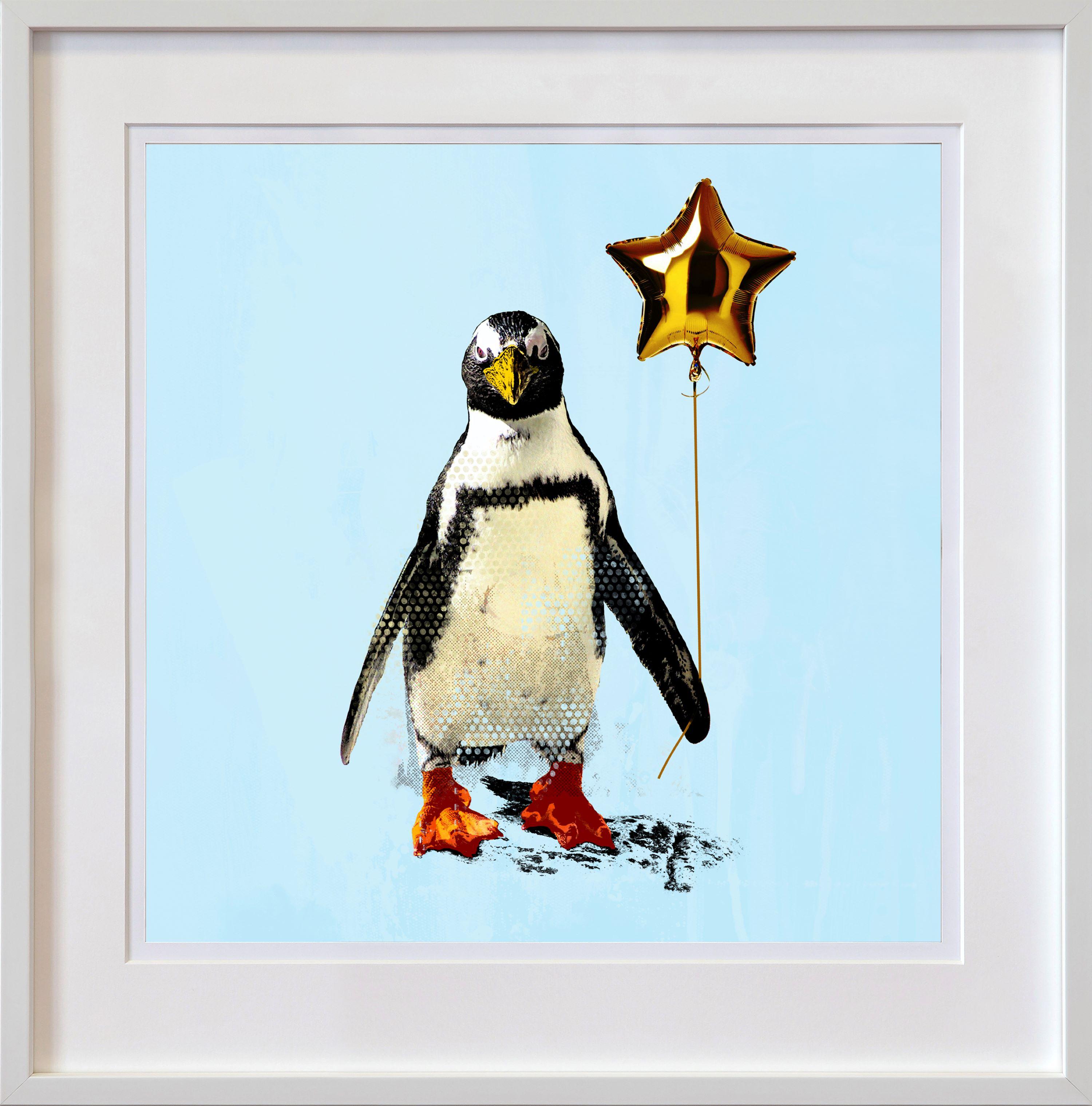 A star is born, en av Robert Hilmerssons fantastiska pingviner.
